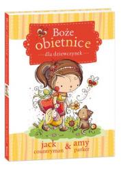Boże obietnice (dla dziewczynek) - okładka książki