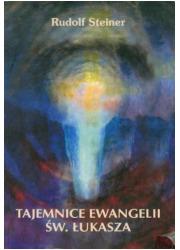 Tajemnice Ewangelii św. Łukasza - okładka książki