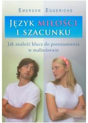 Język miłości i szacunku - okładka książki
