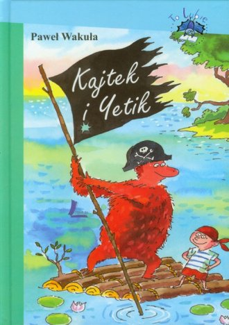 Kajtek i Yetik - okładka książki