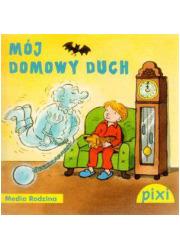 Pixi. Mój domowy duch - okładka książki