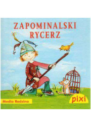 Pixi. Zapominalski rycerz - okładka książki