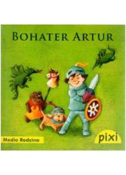 Pixi. Bohater Artur - okładka książki