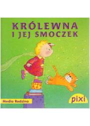 Pixi. Królewna i jej smoczek - okładka książki