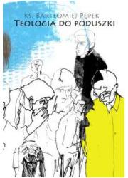 Teologia do poduszki - okładka książki
