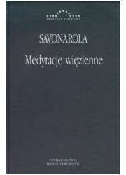 Medytacje więzienne - okładka książki
