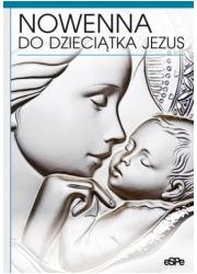 Nowenna do Dzieciątka Jezus - okładka książki