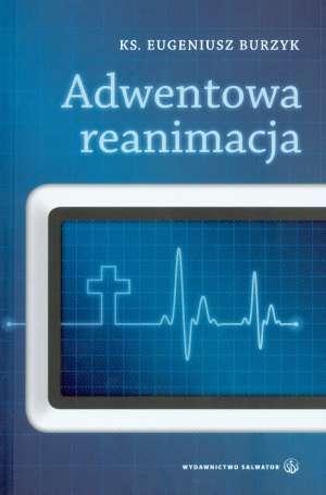 Adwentowa reanimacja - okładka książki