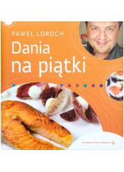 Dania na piątki - okładka książki