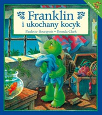Franklin i ukochany kocyk - okładka książki