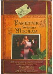 Pamiętnik Świętego Mikołaja - okładka książki