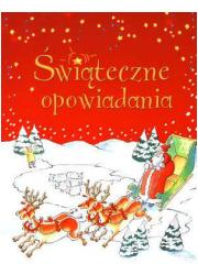 Świąteczne opowiadania - okładka książki