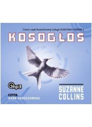 Kosogłos. Książka audio (CD mp3) - pudełko audiobooku
