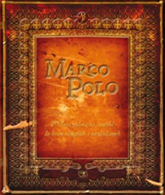 Marco Polo - okładka książki