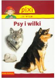 Pixi. Ja wiem! Psy i wilki - okładka książki