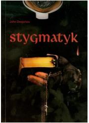 Stygmatyk - okładka książki