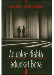Adwokat diabła, adwokat Boga - okładka książki