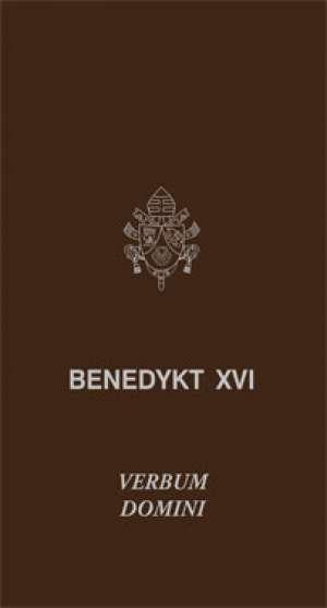 Verbum domini - okładka książki