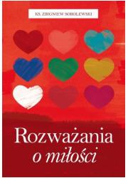 Rozważania o miłości - okładka książki