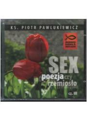 Sex - poezja czy rzemiosło cz. - pudełko audiobooku