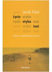 Życie, etyka, inni - okładka książki