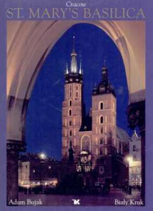 Cracow. St. Mary s Basilica - okładka książki