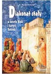 Diakonat stały w świetle Biblii - okładka książki