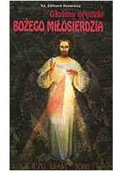 Głośmy orędzie Bożego Miłosierdzia - okładka książki