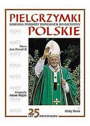 Pielgrzymki polskie. Kronika podróży - okładka książki