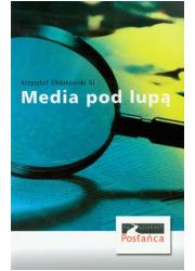 Media pod lupą - okładka książki