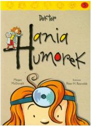 Hania Humorek. Doktor - okładka książki