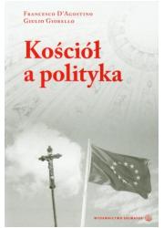 Kościół a polityka - okładka książki