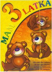 Mam 3 latka - okładka książki