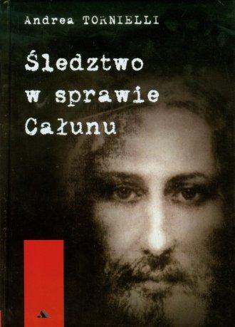 Śledctwo w sprawie Całunu - okładka książki