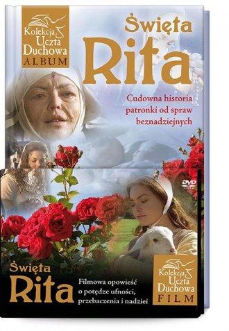 Święta Rita - okładka książki