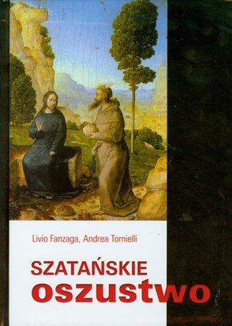 Szatańskie oszustwo - okładka książki