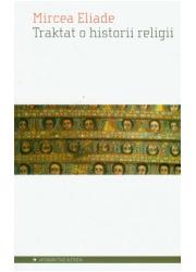 Traktat o historii religii - okładka książki