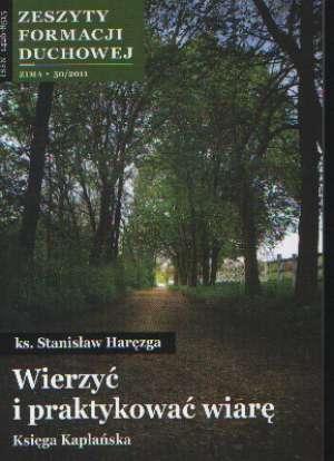 Zeszyty Formacji Duchowej nr 50. - okładka książki