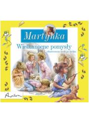 Martynka. Wielkanocne pomysły - okładka książki
