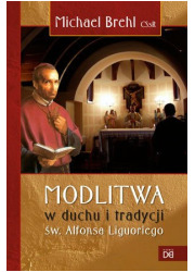 Modlitwa w duchu i tradycji - okładka książki