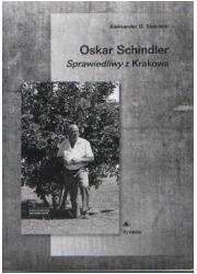 Oskar Schindler. Sprawiedliwy z - okładka książki