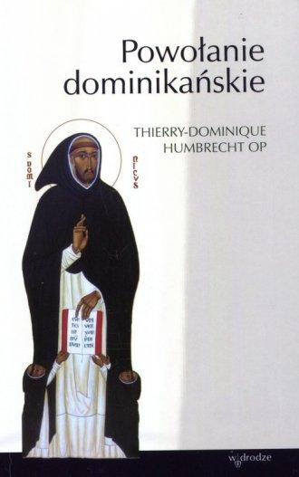 Powołanie dominikańskie - okładka książki