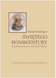 Świętego Bonawentury teologia historii - okładka książki