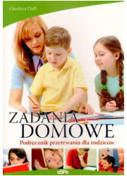 Zadania domowe. Podręcznik przetrwania - okładka książki