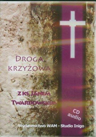 Droga Krzyżowa z ks. Janem Twardowskim - pudełko audiobooku