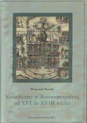 Katechizmy w Rzeczypospolitej od - okładka książki