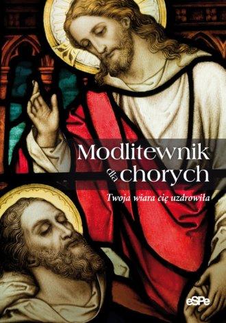 Modlitewnik dla chorych - okładka książki