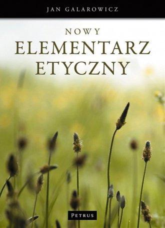 Nowy elementarz etyczny - okładka książki