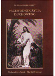 Przewodnik życia duchowego - okładka książki