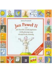 Jan Paweł II, czyli jak Karolek - okładka książki
